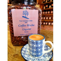 Coffee Mocha Liqueur