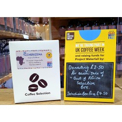 Out of Africa - UK Coffee Week Selection Box