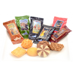 Individually Wrapped 6 Biscuit Selection