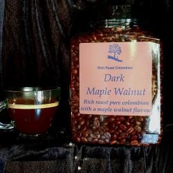 Dark Maple Walnut