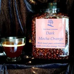 Dark Mocha Orange