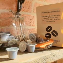100% Arabica Nespresso Compatible Pods