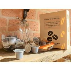 10 x 100% Arabica Nespresso Compatible Pods