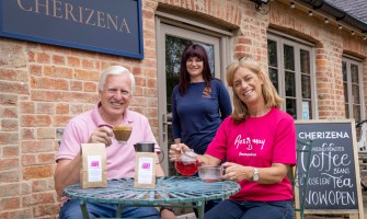 Cherizena is proud to help with The Rosie May Foundation