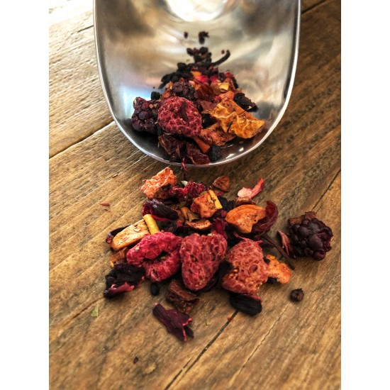 Mixed Wild Berry Fruit Tea