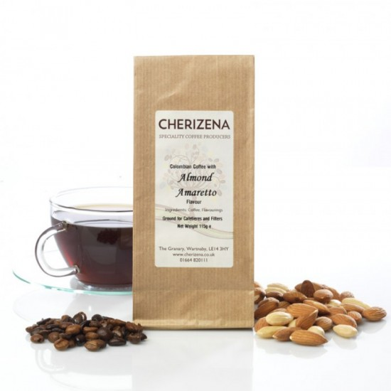 Almond Amaretto Flavour Coffee