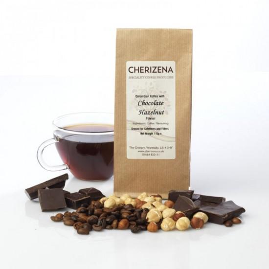 Chocolate Hazelnut Flavour Coffee