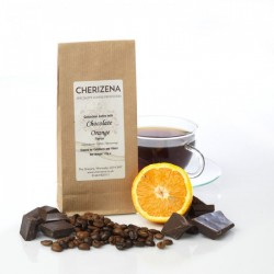Chocolate Orange Flavour Coffee