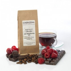 Chocolate and Raspberry Flavour Coffee