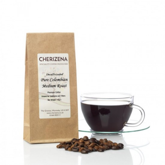 Decaffeinated Pure Colombian Medium Roast